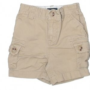 Polo by Ralph Lauren Tan Cargo Shorts Boy's 18 Mo.